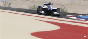 Williams, Bahrein